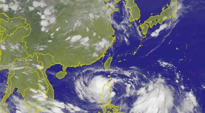 丹娜絲颱風來襲 宜蘭縣府提醒農林漁畜業做好防颱準備